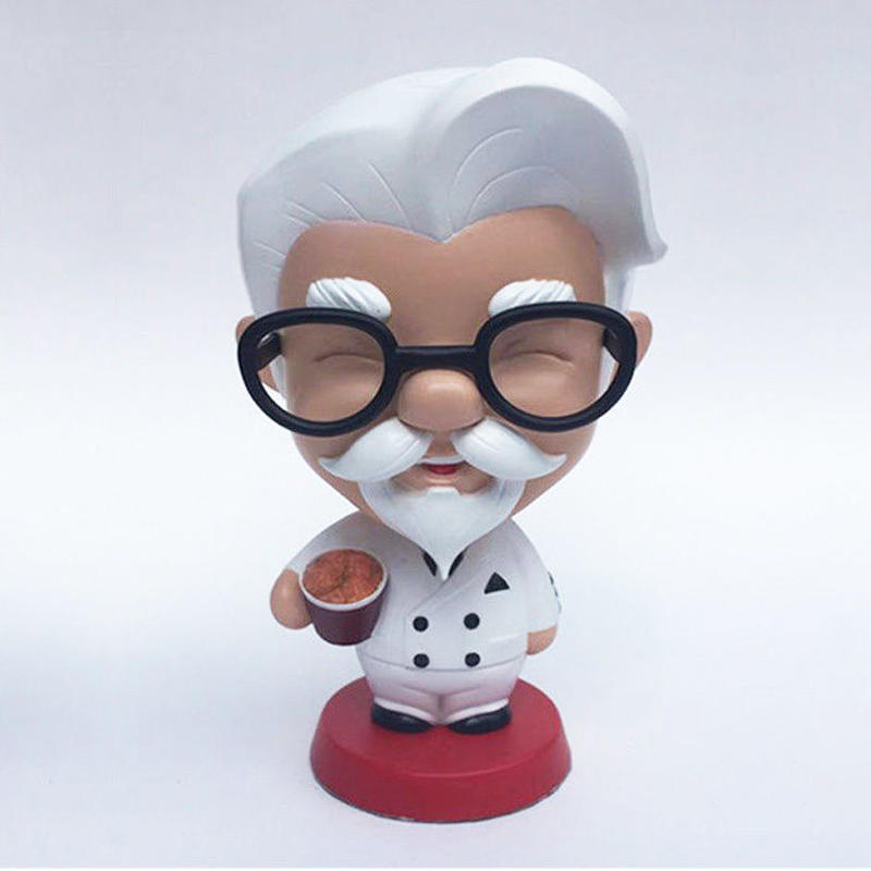Southern Fried Gentleman by Bigshot Toyworks