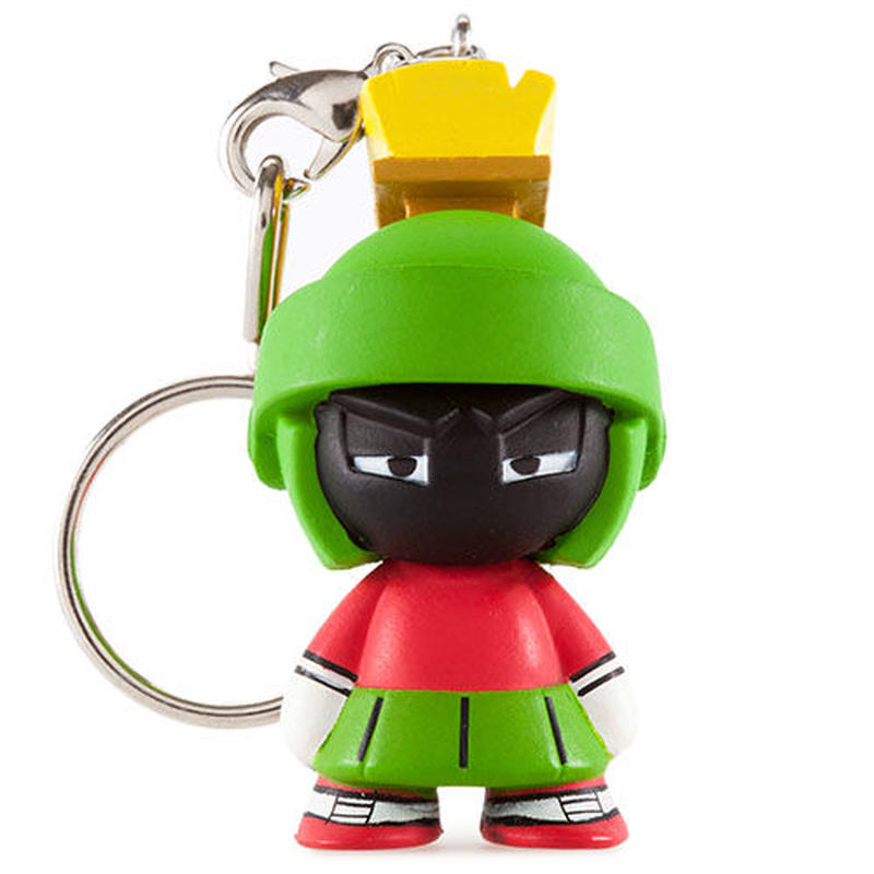 """Marvin the Martian from Looney Tunes 1.5"""" Keychain Series"""