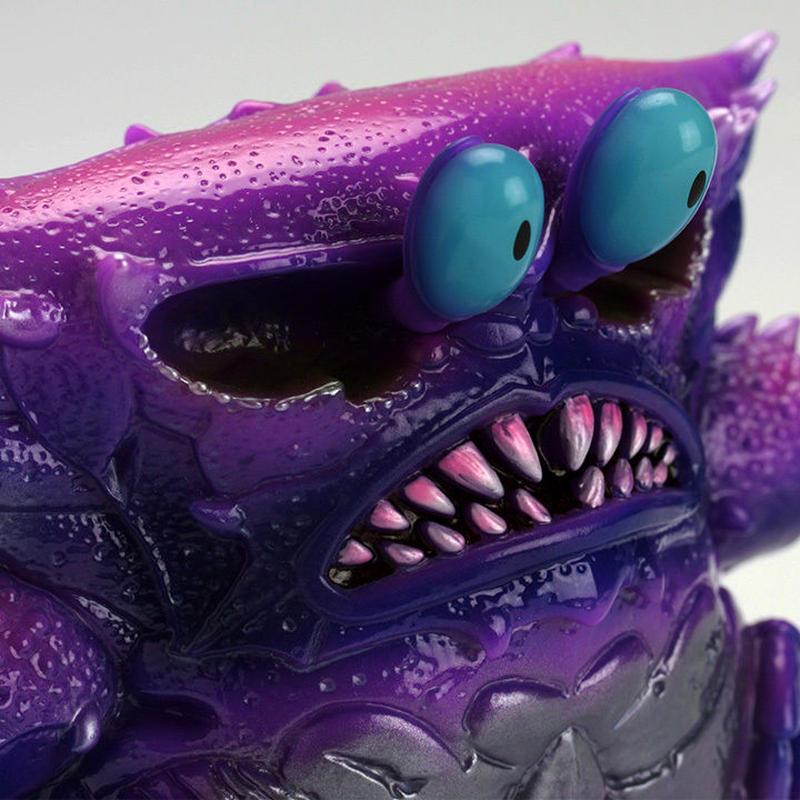 The Gigantic Crab Kaiju Geosesarma ver. by JUBI