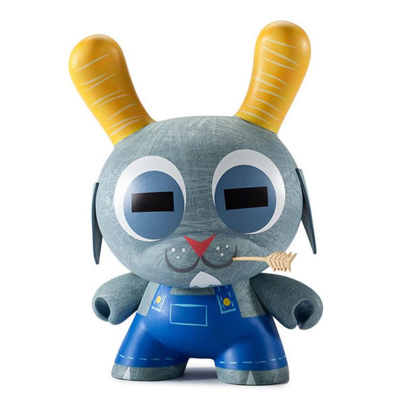 """Buck Wethers 8"""" Dunny by Amanda Visell"""