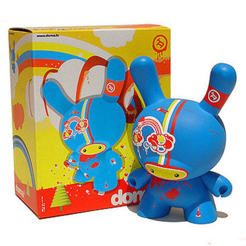 "Doma Blue 8"" Dunny by Doma"