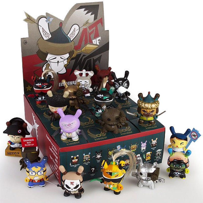 Dunny 2014 Art of War