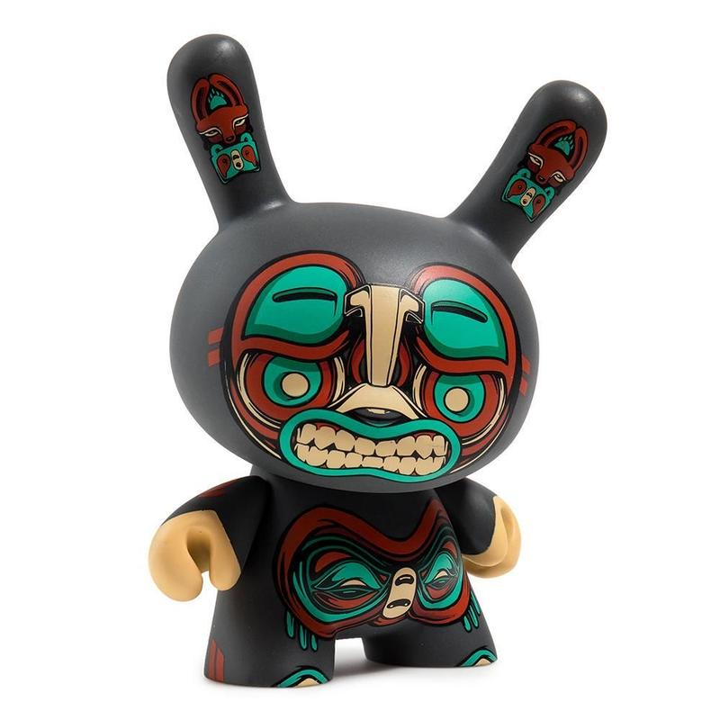 """Kuba 5"""" Dunny by Mike Judge"""