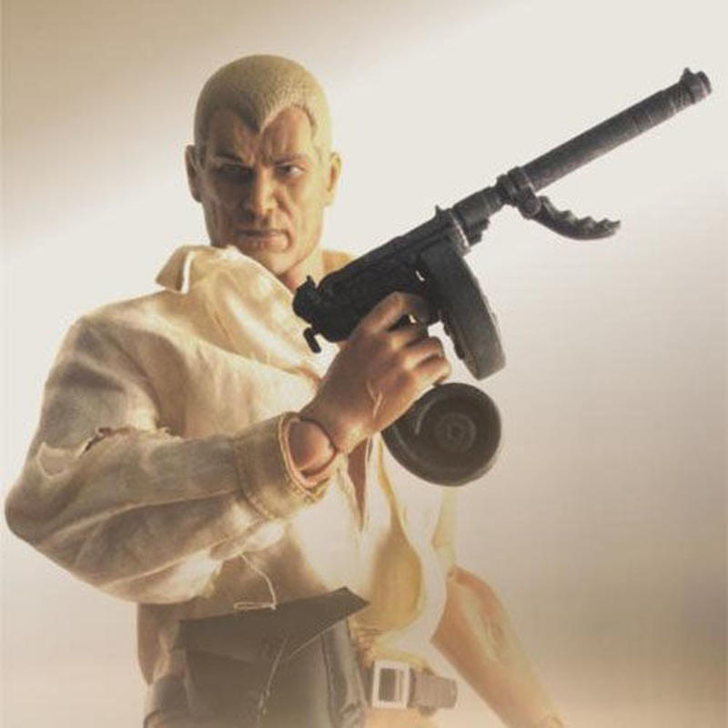 DOC SAVAGE 1:6 Scale Figure from GO HERO