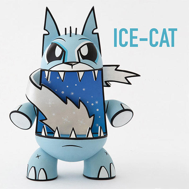 Ice-Cat by Joe Ledbetter