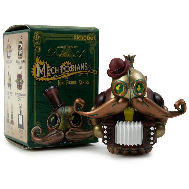 Mechtorians Mini Series by Doktor A