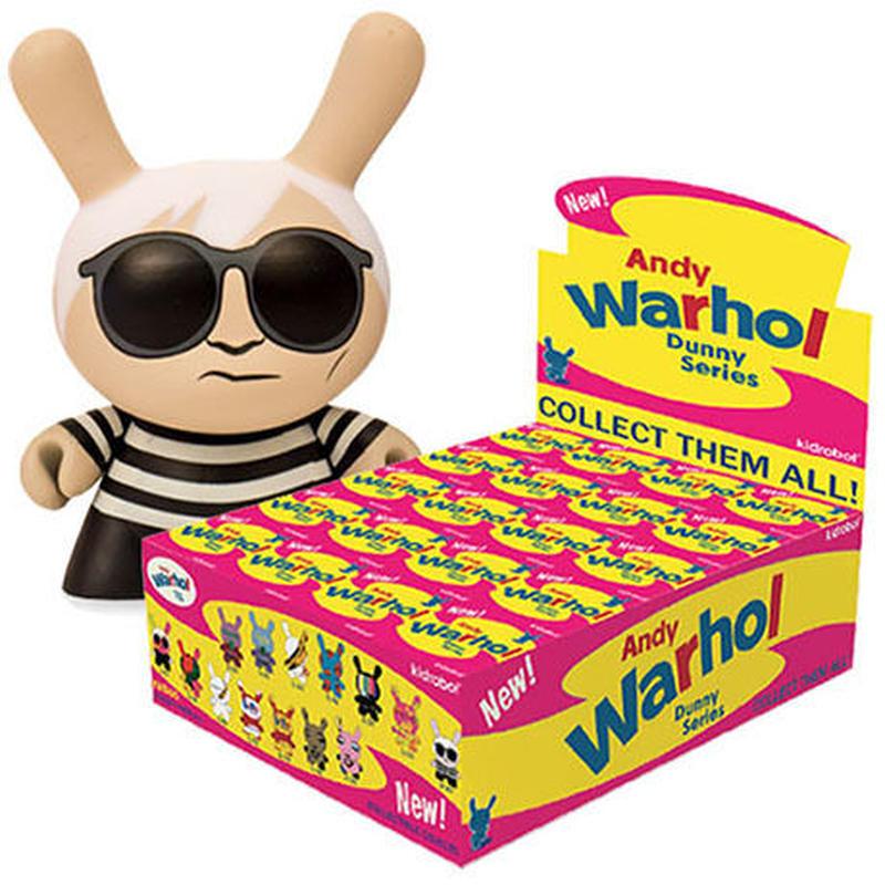 Warhol Dunny Mini Series