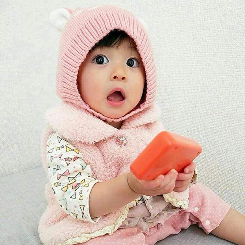 (即納♡)(kids☆)Bambiニット帽