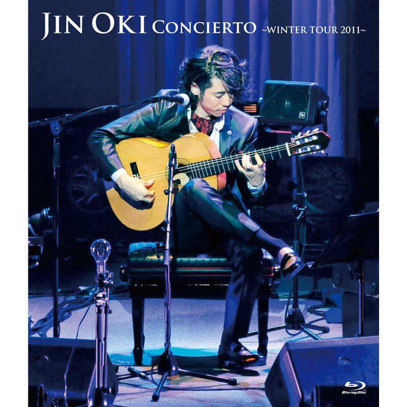 """【Blu-ray】沖仁  """"Concierto[コンシエルト] ~WINTER TOUR 2011~"""""""