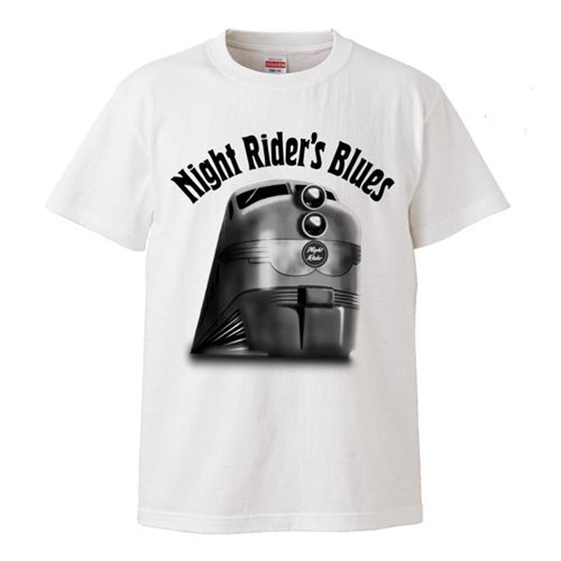 高田漣 NRB Tシャツ ホワイト