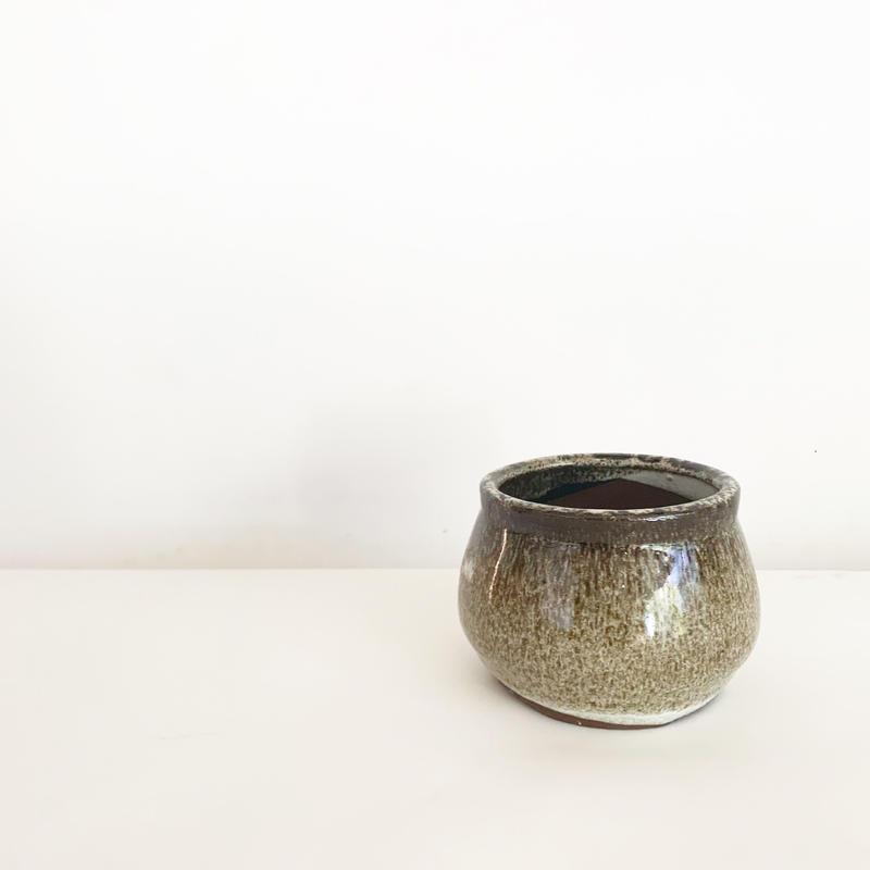 陶器鉢 小鉢 鳶色