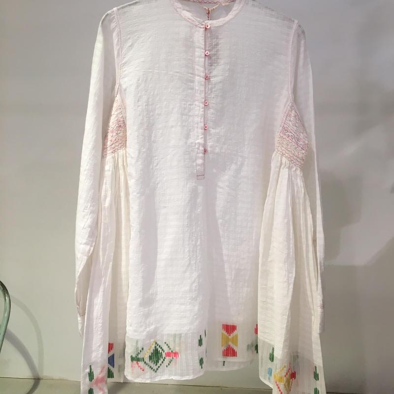injiriコットンシャツ/38サイズ(M)