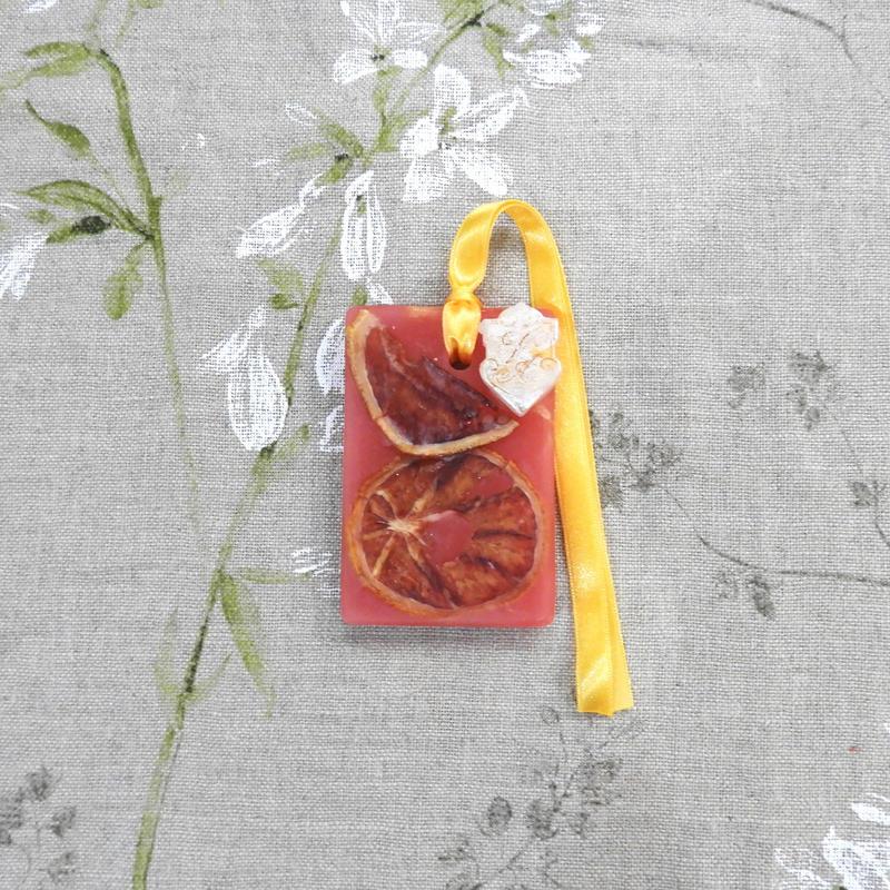 ワックスバー®/ブラッドオレンジの香り/Fサイズ