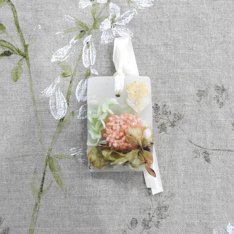ワックスバー®/水仙&アロエの香り/Fサイズ