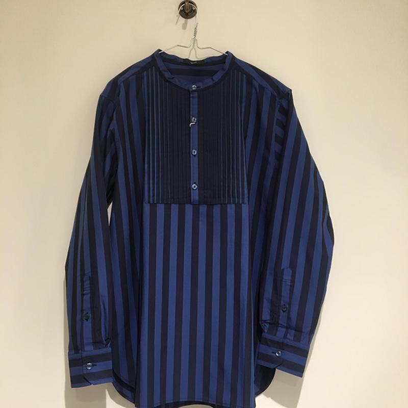 ¥20,000→¥7,999  61F010 Unisexシャツ/ネイビーサイズ3