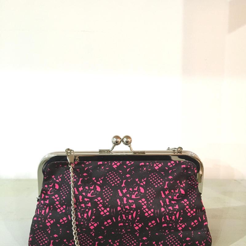 MOOMIN Printed Lace Pink M