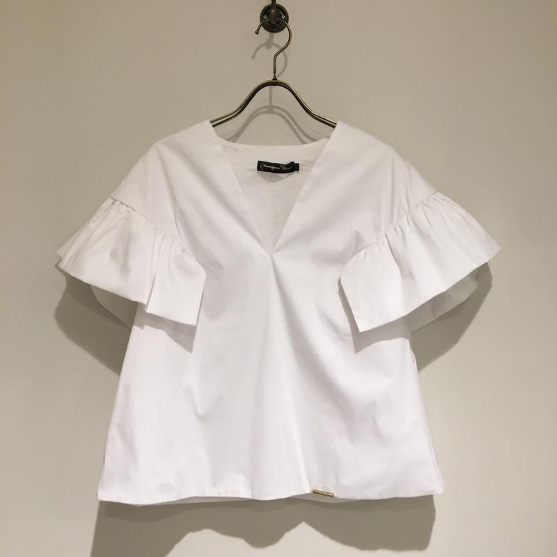 ¥23,000→¥7,999  17P25623/ブラウス/ホワイト