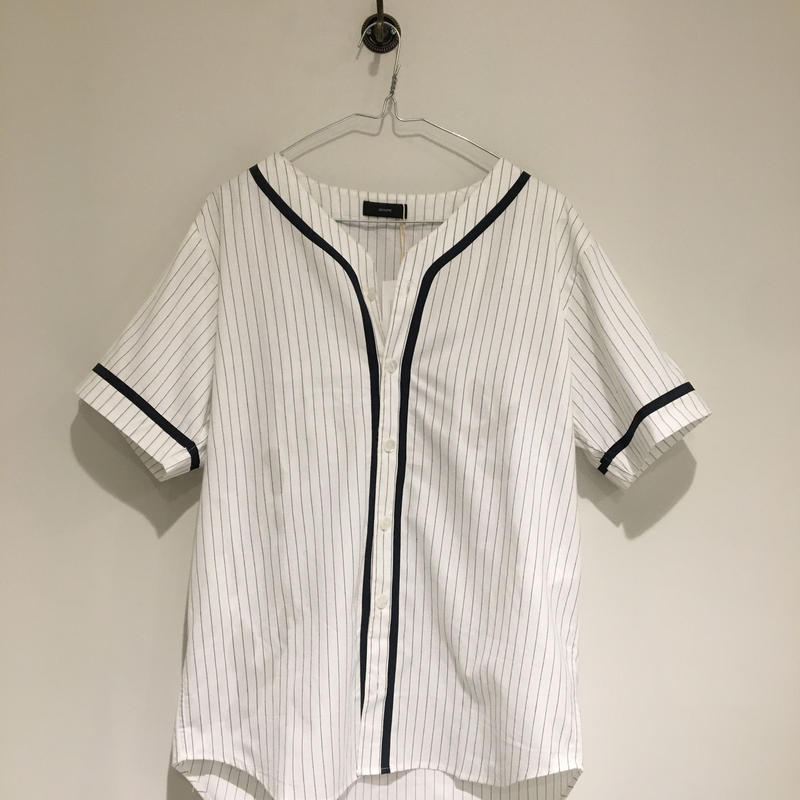 ¥17,000→¥7,999  GP61FS006 Unisexシャツ/ホワイト