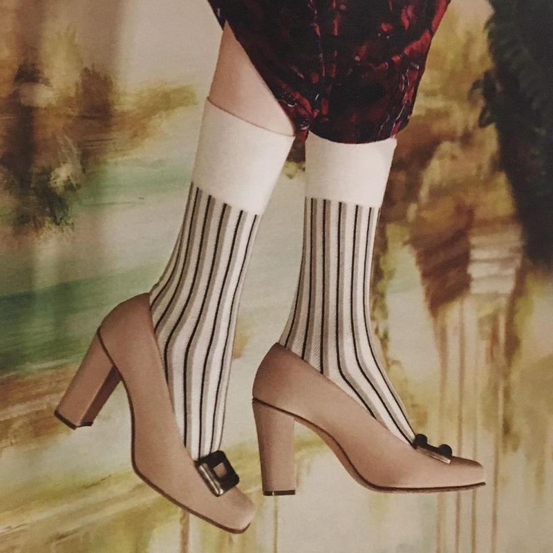 Stance Socks G174 (Cream)