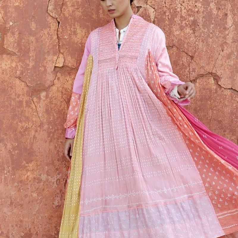 Char-Bagh-45/injiriドレス