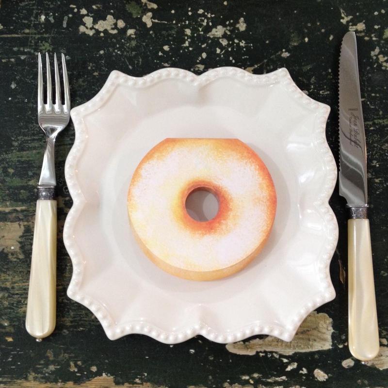 Donut plane Memo