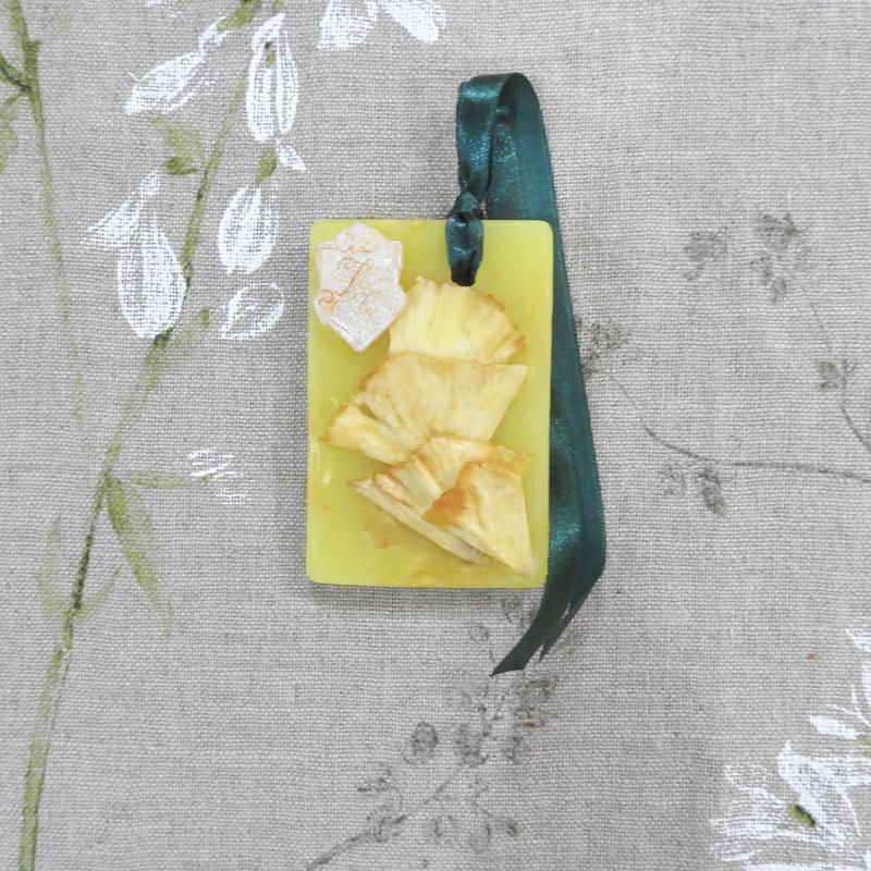ワックスバー®/パイナップルの香り/Fサイズ