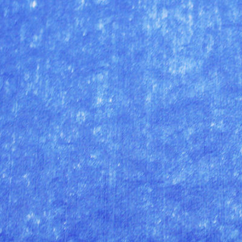 カラー不織布(シートカット)No.7 ブルー 1m×1m 1枚