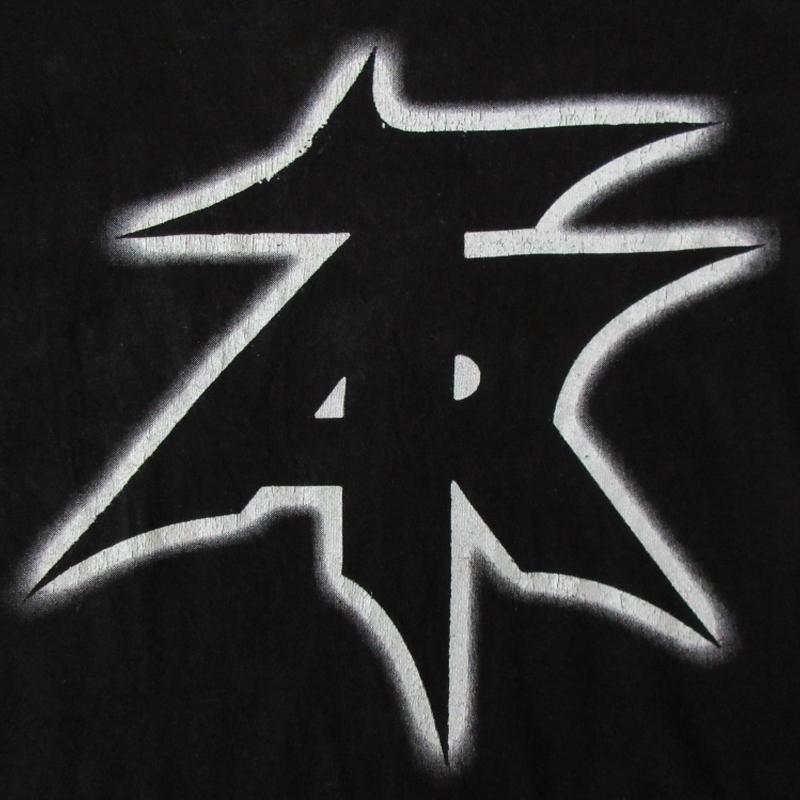 90's 00's Atari Teenage Riot ATR Tシャツ S 黒 アタリ ティーンエイジ ライオット 60 Second Wipe Out DHR Digital【deg】
