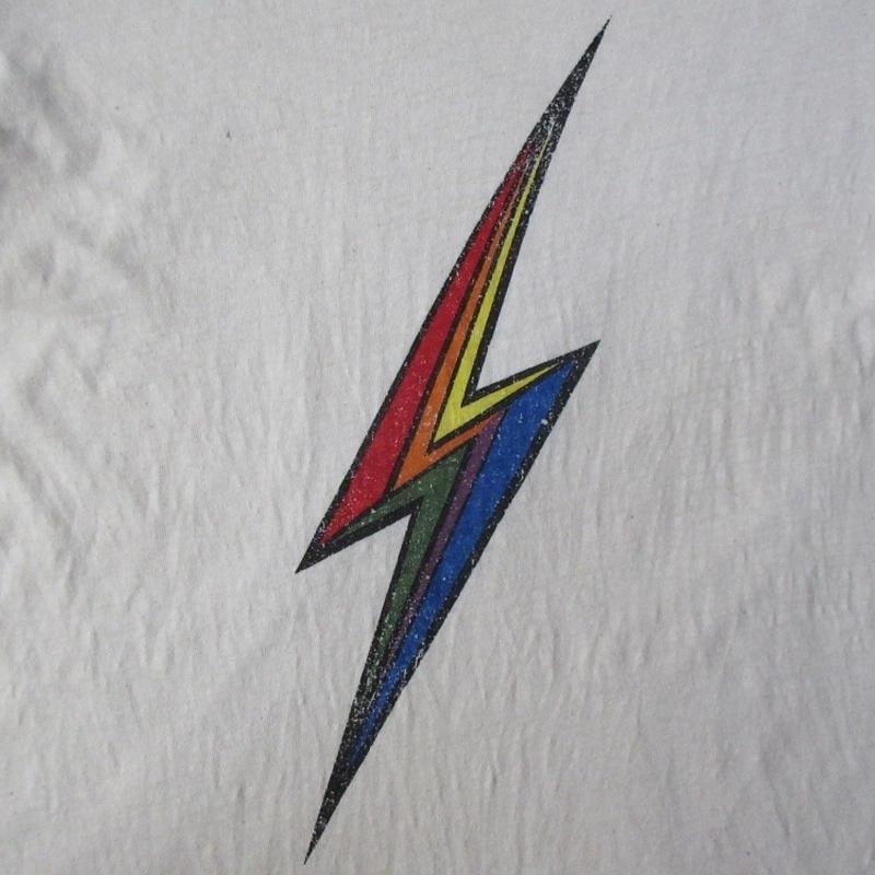 日本製 Lightning Bolt TMT コラボ Tシャツ M ライトニングボルト ティーエムティー カットソー 稲妻 サンダー サーフ SURF