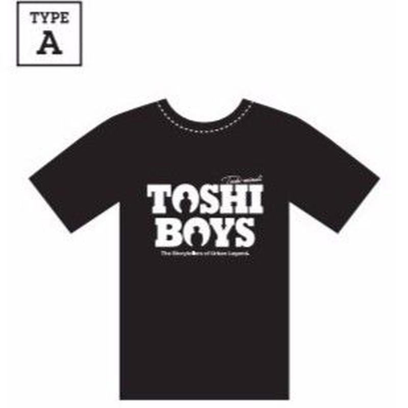 都市ボーイズ TシャツA(ロゴ)