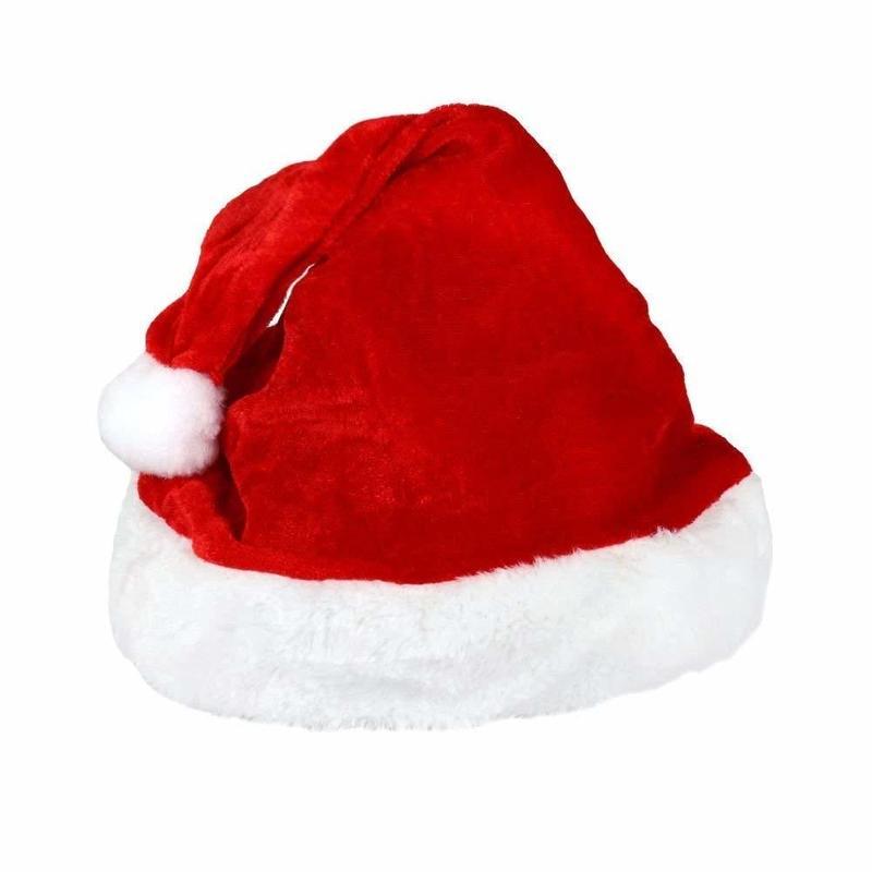 肌ざわり抜群★ サンタ帽子 クリスマス サンタコスプレ