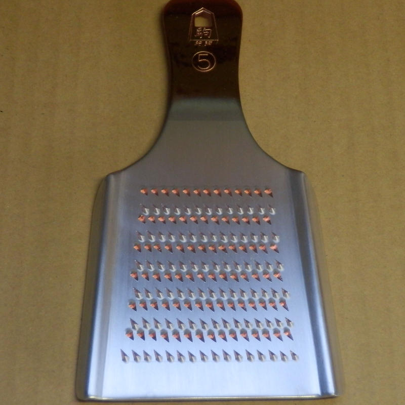 純銅製おろし金 5号 手造り 新潟県燕市製