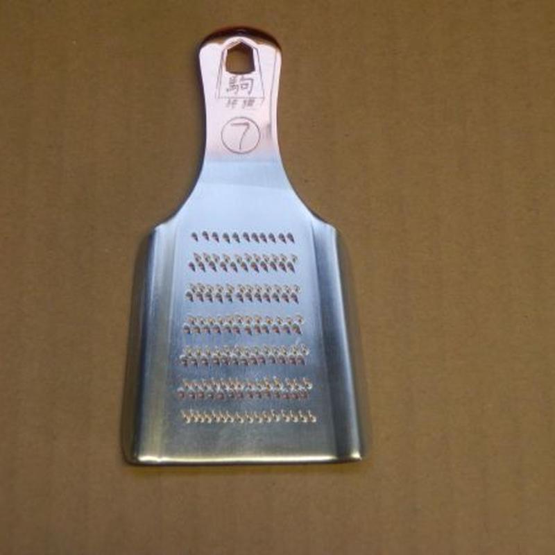 純銅製おろし金 7号 手造り 新潟県燕市製