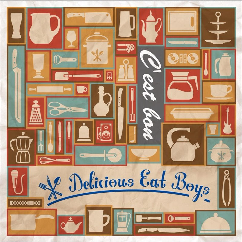 Delicious Eat Boys  1st E.P「C'est bon」【受注限定特典付盤】