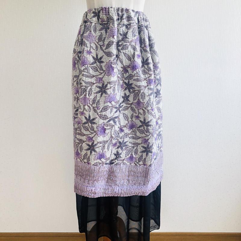 カンタリバーシブルスカート