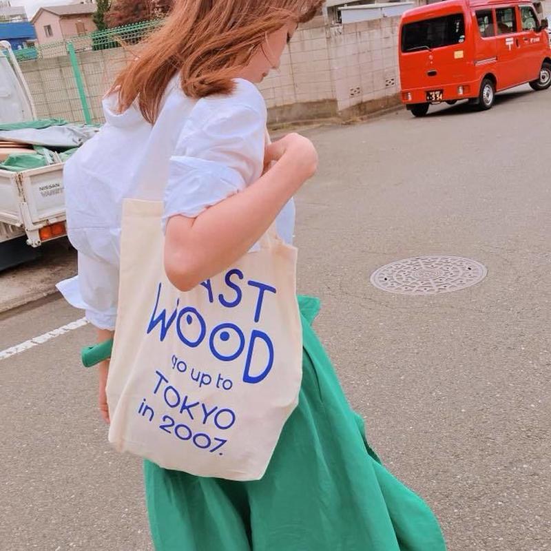 2017 EAST WOOD トートバック