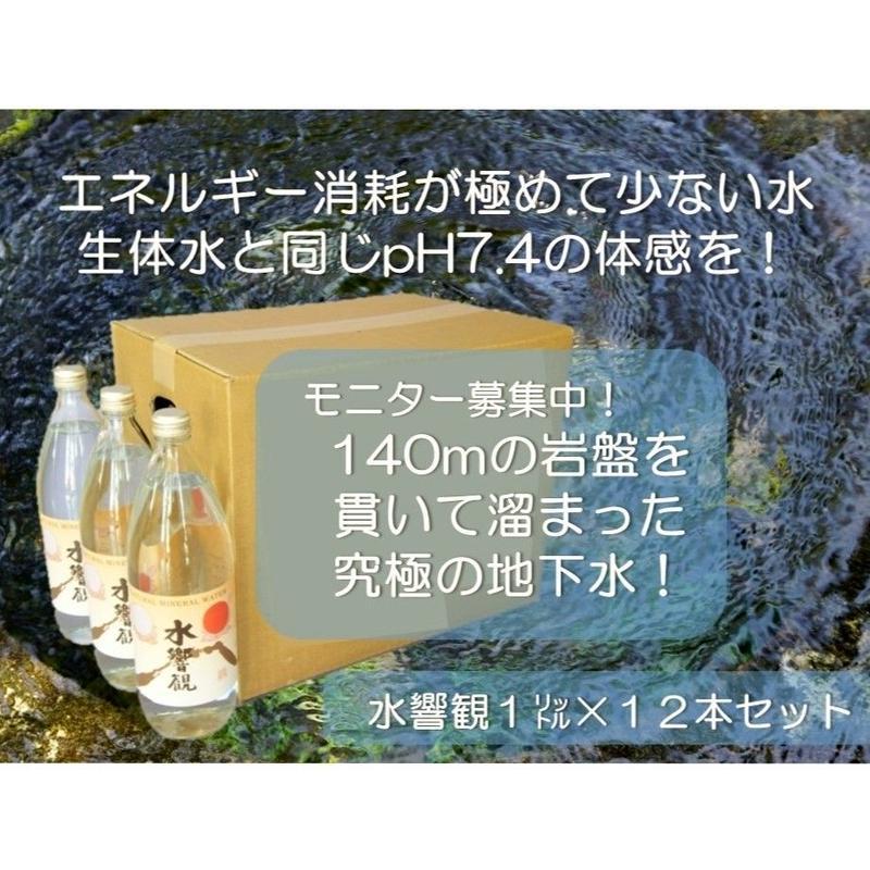 水にこだわりたい方へ、生体水と同じpH7.4の水です。