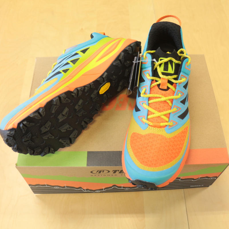 【29.5/30 cmのみ!】INFERNO  X-LITE 3.0 orange/light blue  (TECNICA)