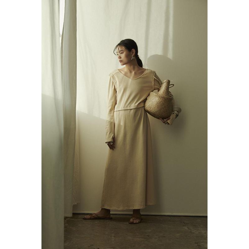 "【""little $uzie"" Original #4】3way Cut Dress(ls080D)"