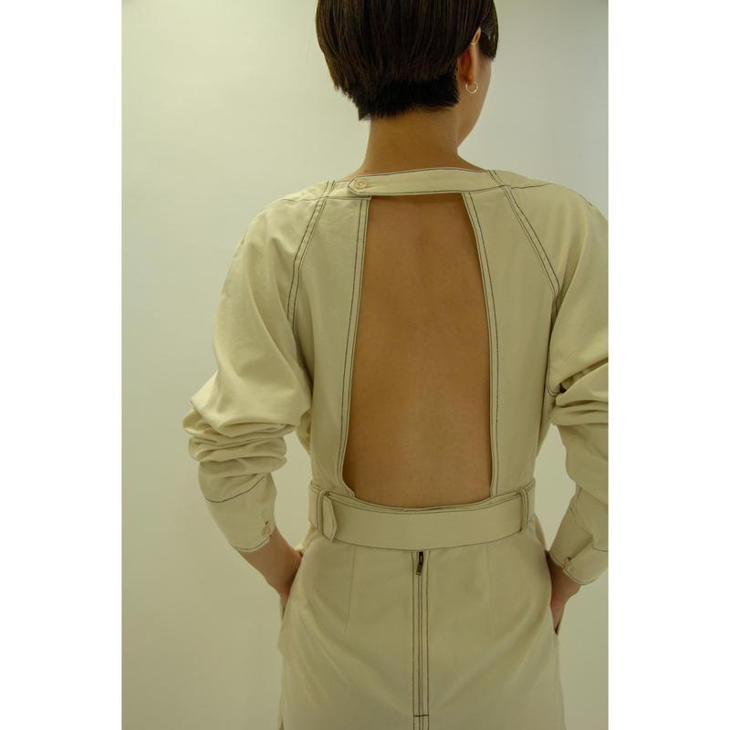 "【""little $uzie"" Original #3】Back Open Dress (ls062)"