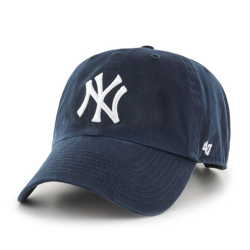 【NEW】KIDS Yankees Home  '47 CLEAN UP