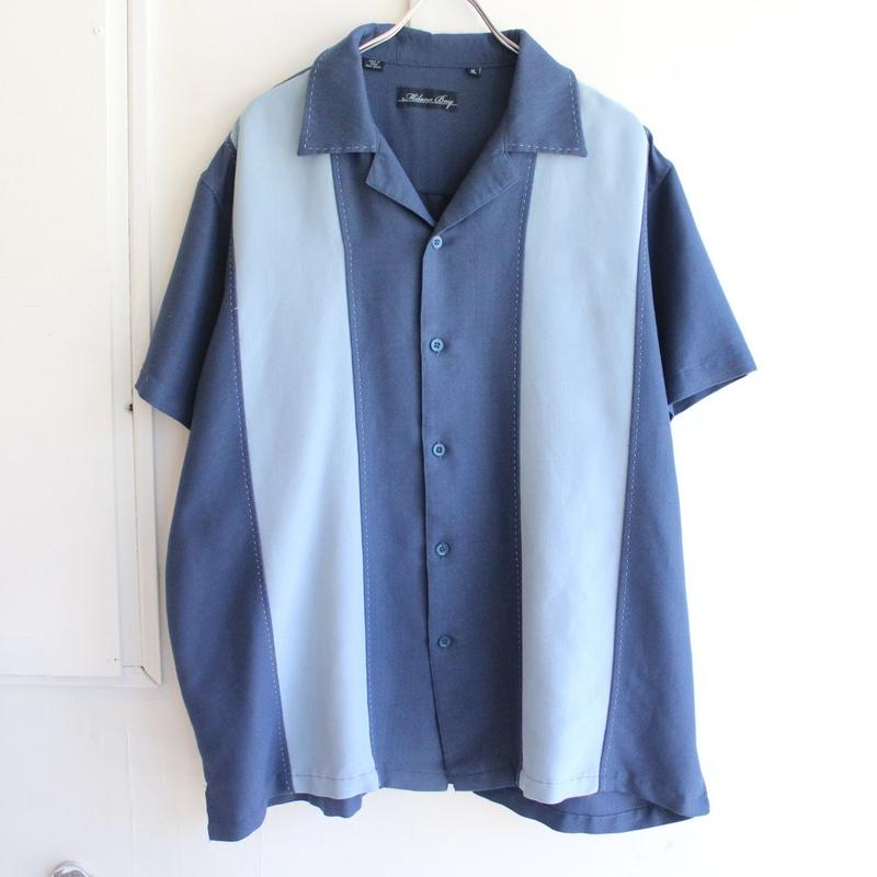 【USED】MILANO BAY SS DESIGN SHIRTS