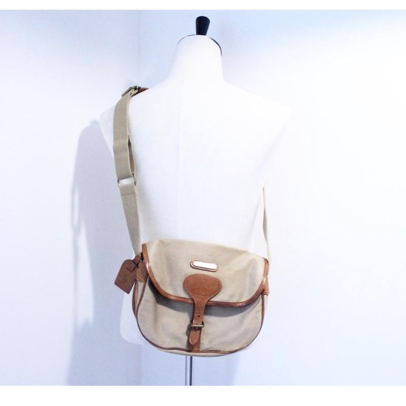 【USED】POLO RALPH LAUREN SHOULDER BAG