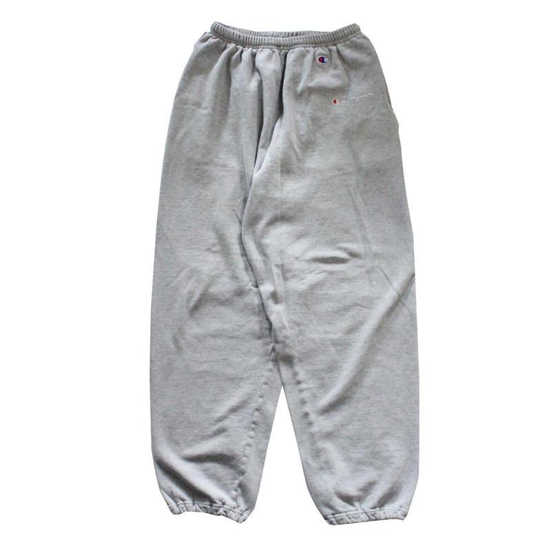 【USED】CHAMPION SCRIPT LOGO SWEAT PANTS