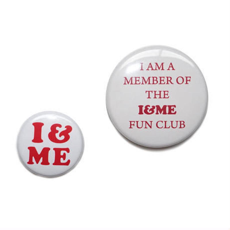 【NEW】I&ME FUN BUTTON