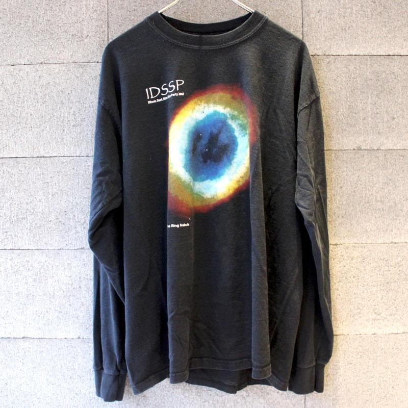 【USE】IDSSP M57 LS PRINT TEE -THE RING NEBULA