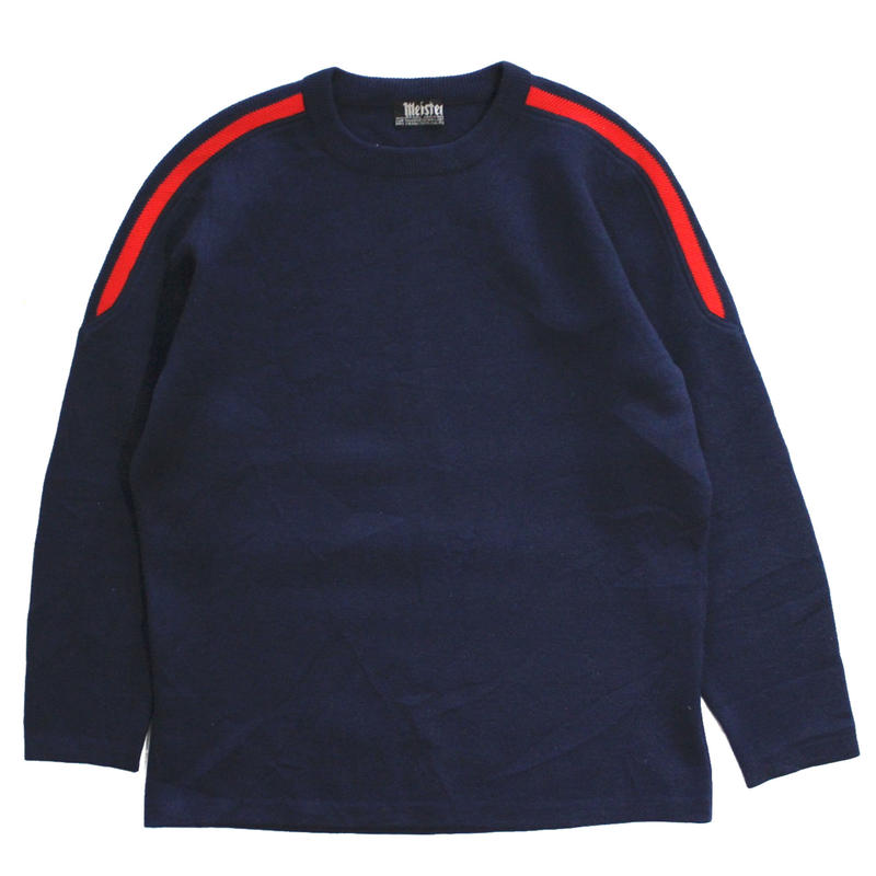 【USED】MEISTER OLD LINE SWEATER