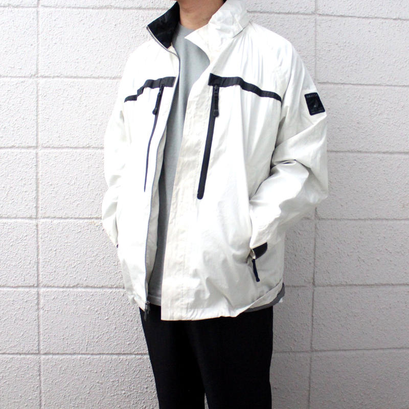 【USED】NAUTICA NYLON JACKET