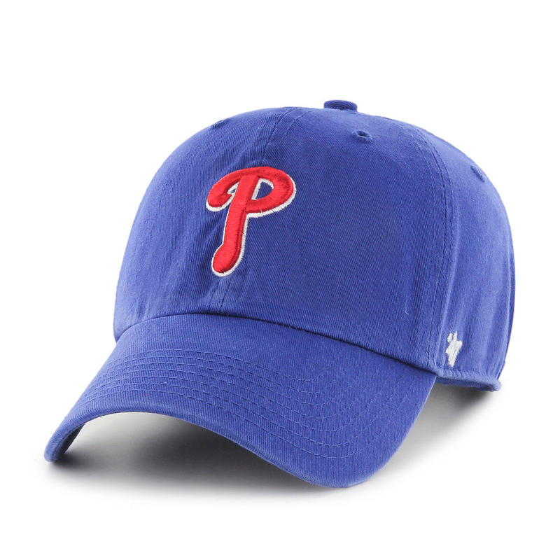 【NEW】47 Brand Phillies Clean Up Cap
