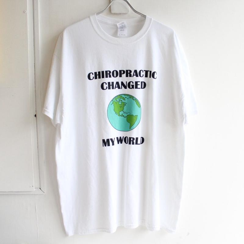 【USED】GILDAN MY WORLD TEE(XL)